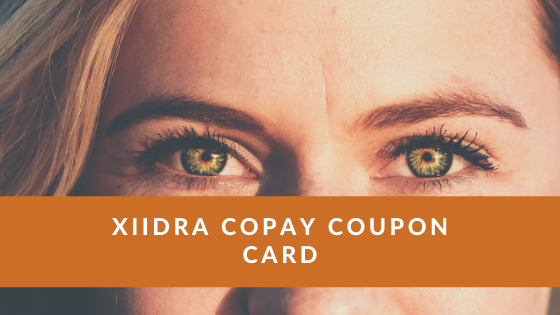 Xiidra copay coupon