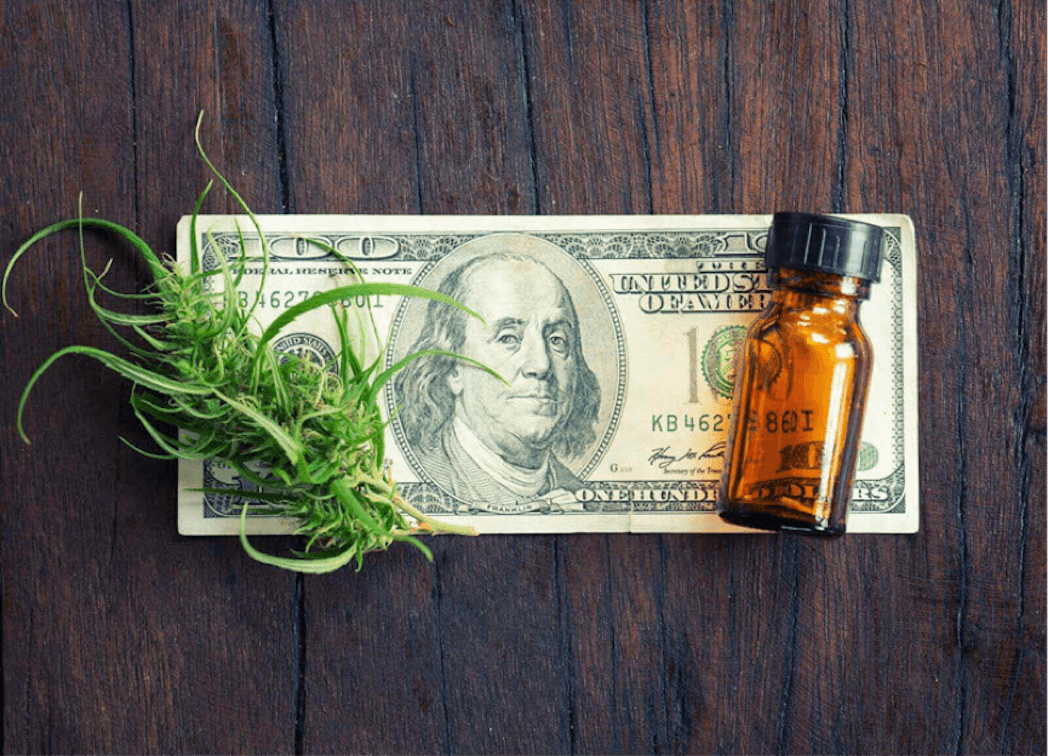 CBD oil and money